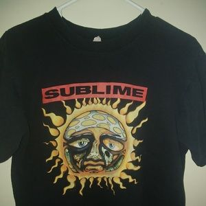 Other - Sublime Band Tee Old School
